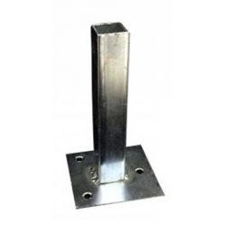 SUPORTE PARA BIG HASTE DE METALON 25X25 C/ BASE