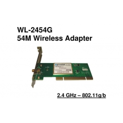 PLACA PCI WIRELESS CHIPSET ATHEROS WI-2454G GREATEk