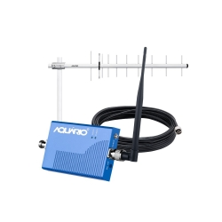 KIT RP-860 MINI REPETIDOR CELULAR 800MHZ 60DB - AQUÁRIO