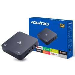 RECEPTOR SMART TV BOX ANDROID STV-2000 - AQUÁRIO