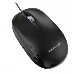 MOUSE BOX OPTICO PRETO USB MULTILASER
