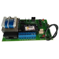 CENTRAL PORTÃO AC4 FIT PA ENCODER + ACTON