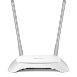 ROTEADOR TP LINK WIRELESS TL-WR849N 300MBPS 2 ANTENAS