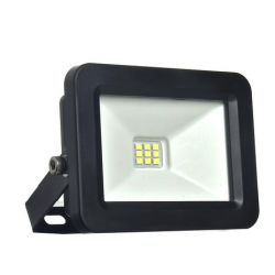 REFLETOR MICRO LED ULTRA THIN 20W BRANCO FRIO BLACK TYPE