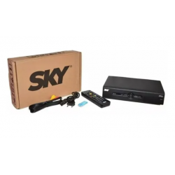 RECEPTOR DE TV VIA SATELITE SKY CONFORTO SD S14 - REM
