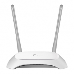 ROTEADOR TP-LINK WIRELESS TL-WR840N 300MBPS 2 ANTENAS