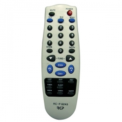 CONTROLE REMOTO P/ RECEPTOR VISIONSAT ELSYS RC-S243