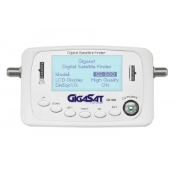 SATELITE FINDER DIGITAL GS-500 LOCALIZADOR - GIGASAT